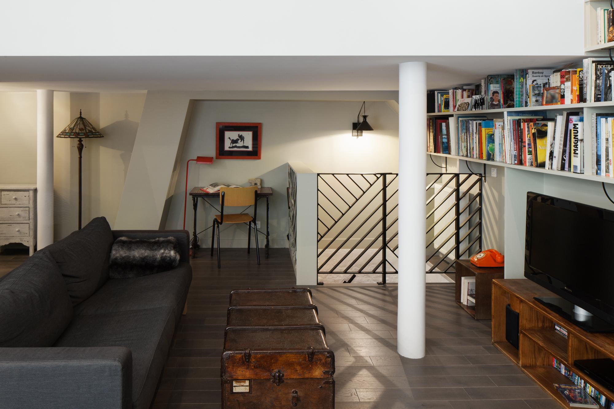 ban architecture loft oberkampf 117