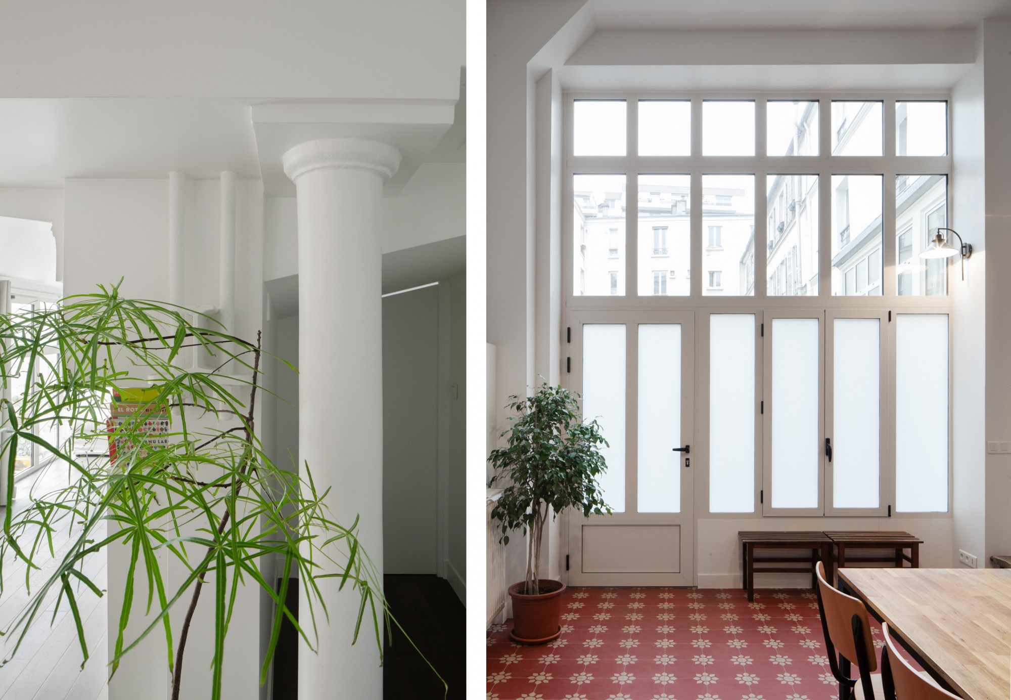 ban architecture loft oberkampf 137