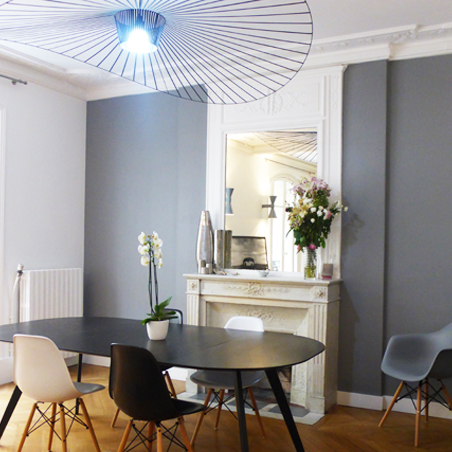 Appartement haussmannien à Paris – Batignolles