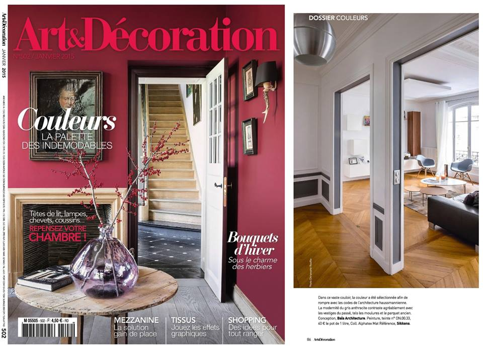 publication art et decoration