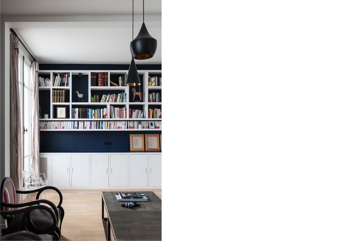 ban-architecture-appartement-renovation-paris-bleu-nuit-contemporain-clair-obscur-architecture-interieur-design-noir-1