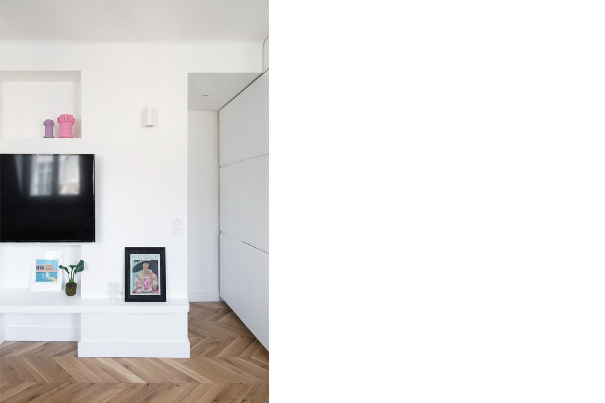 ban-architecture-appartement-renovation-paris-blanc-pur-mansardé-epuré-cuisine-ouverte-architecture-interieur-design-lumière-villier-9