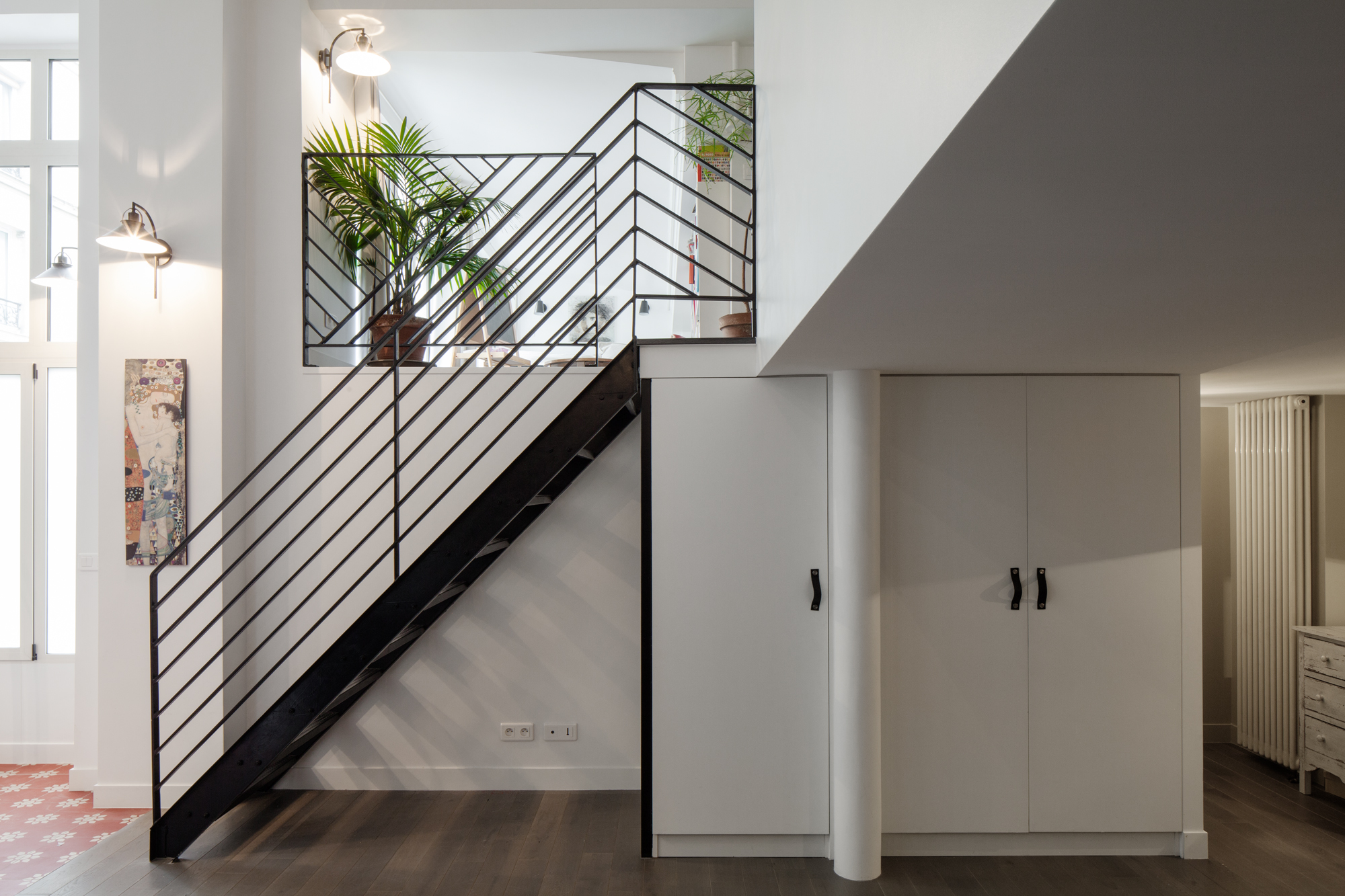 ban architecture loft oberkampf 121