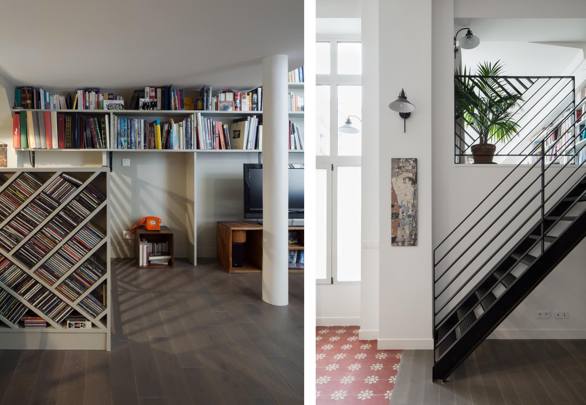 ban architecture loft oberkampf 134