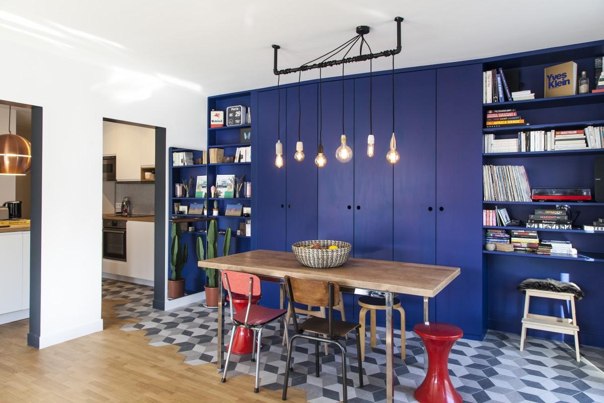 ban architecture renovation appartement retro urbain paris ourcq 1