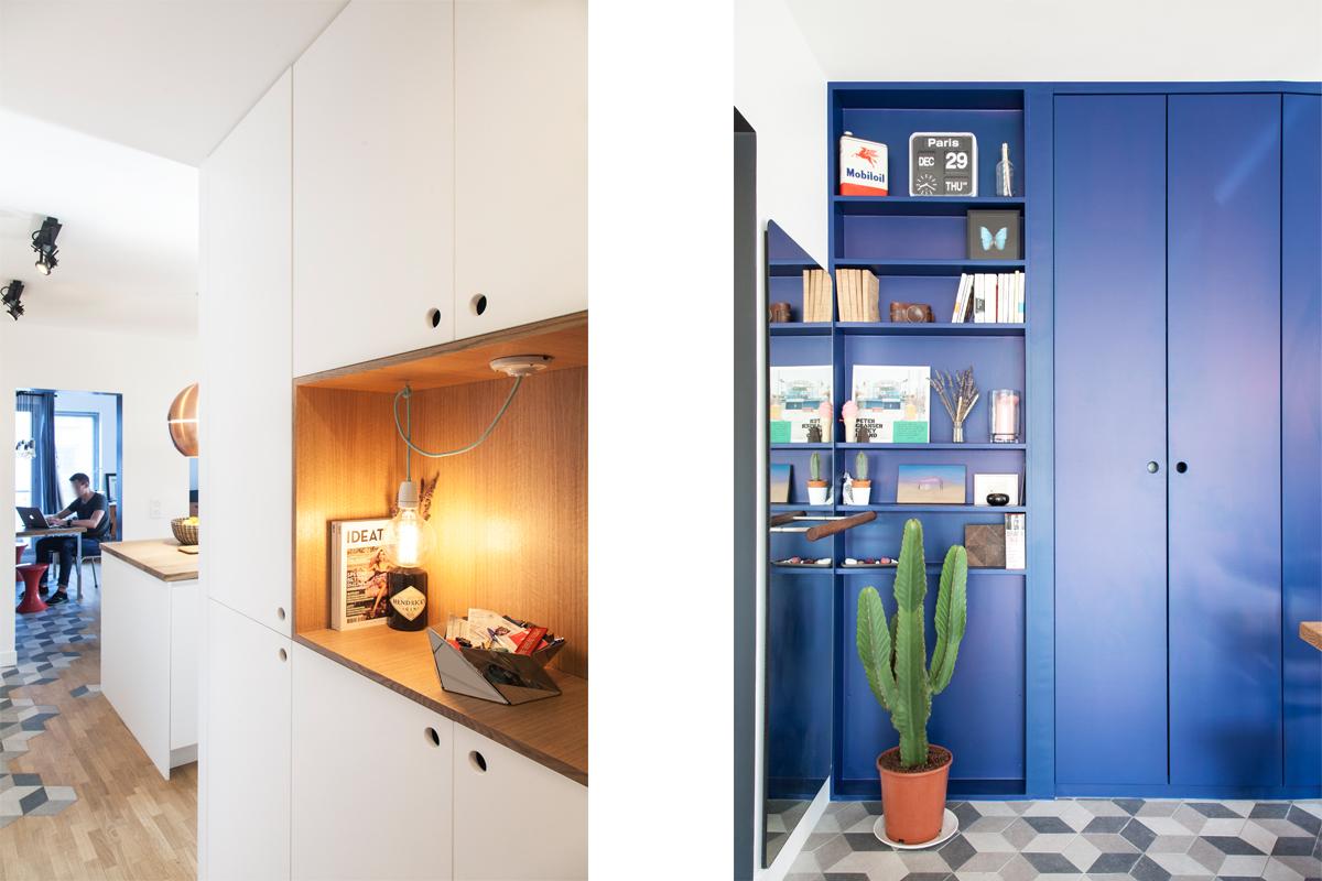 ban architecture renovation appartement retro urbain paris ourcq 14
