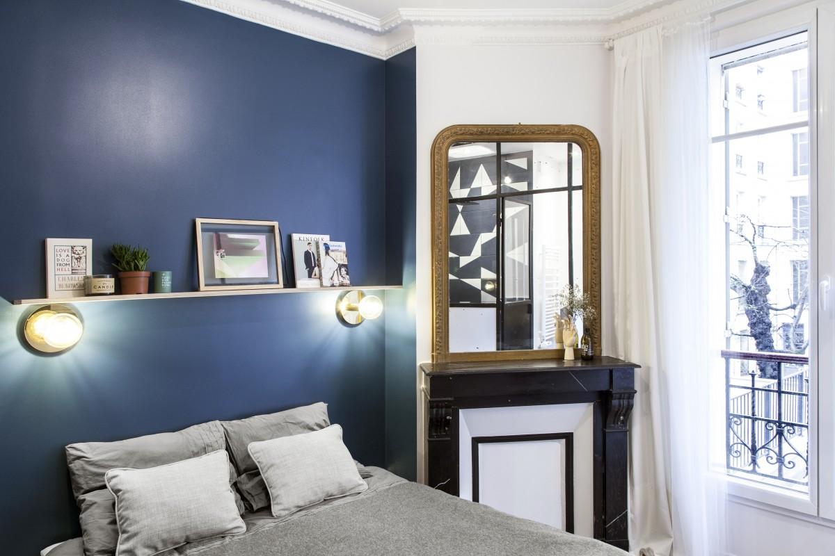 ban architecture intérieur contemporain jeune couple paris 3