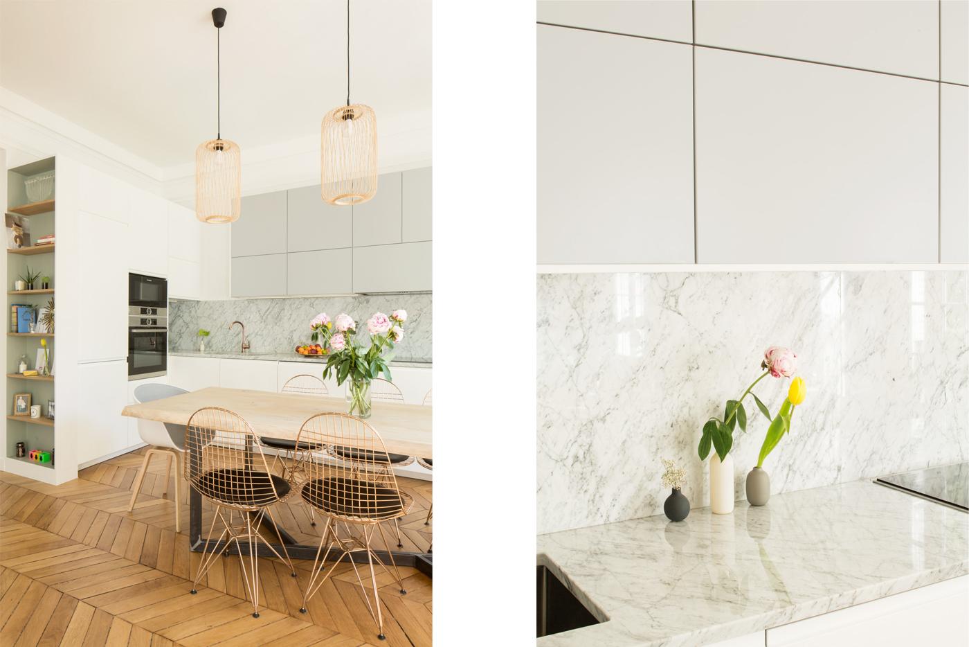 ban architecture rénovation appartement paris haussmannien lumineux ternes 5
