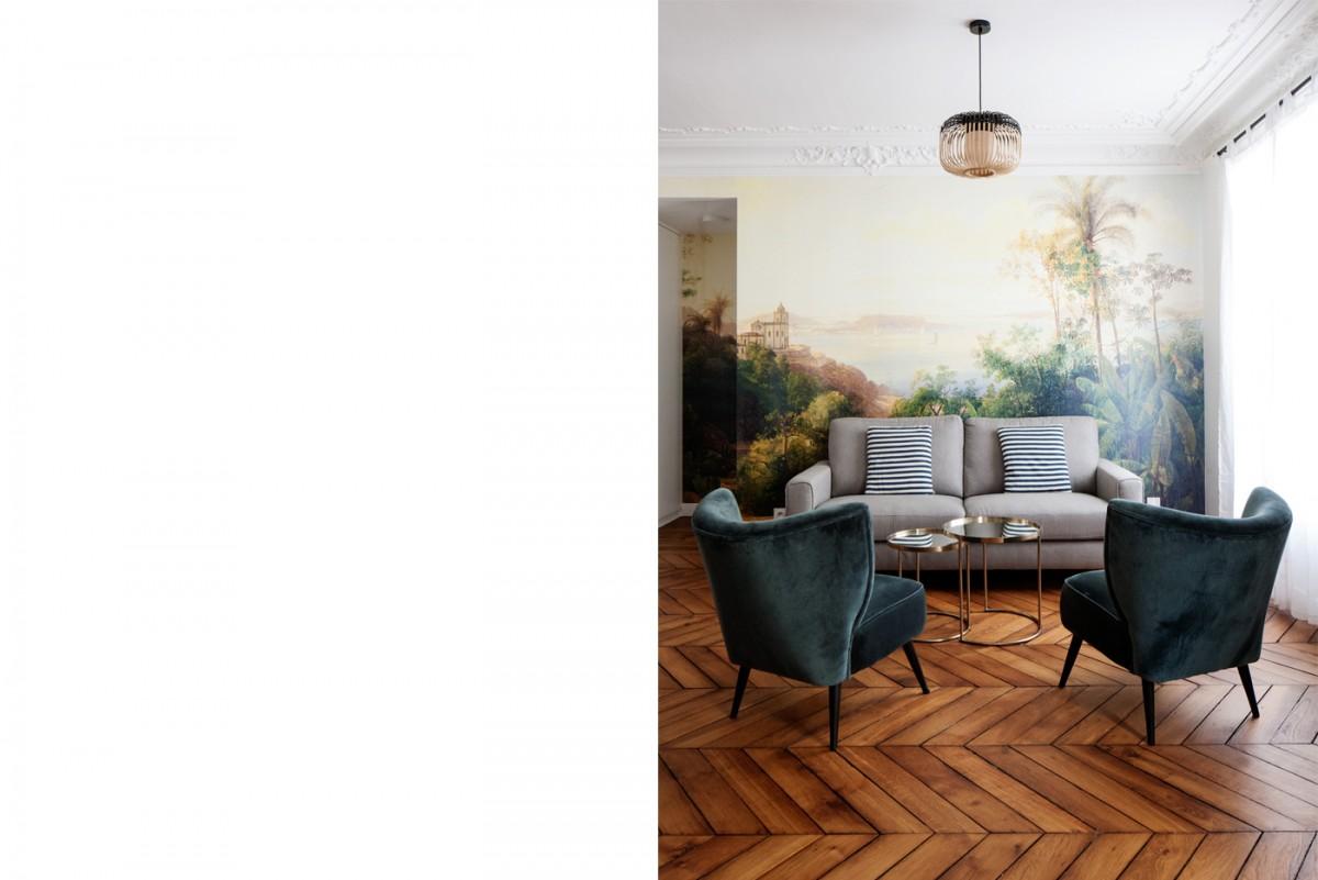 ban architecture renovation appartement paris haussmannien art nouveau interieur pigalle 101