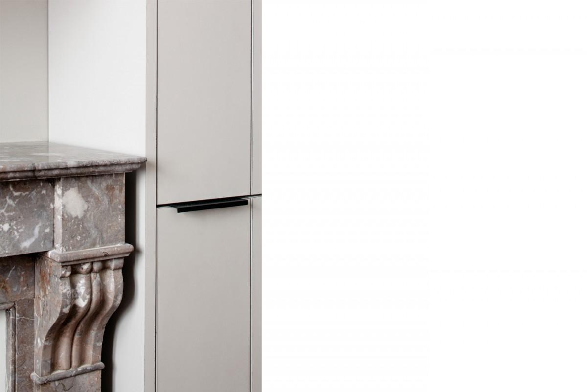 ban architecture renovation appartement paris haussmannien art nouveau interieur pigalle 107