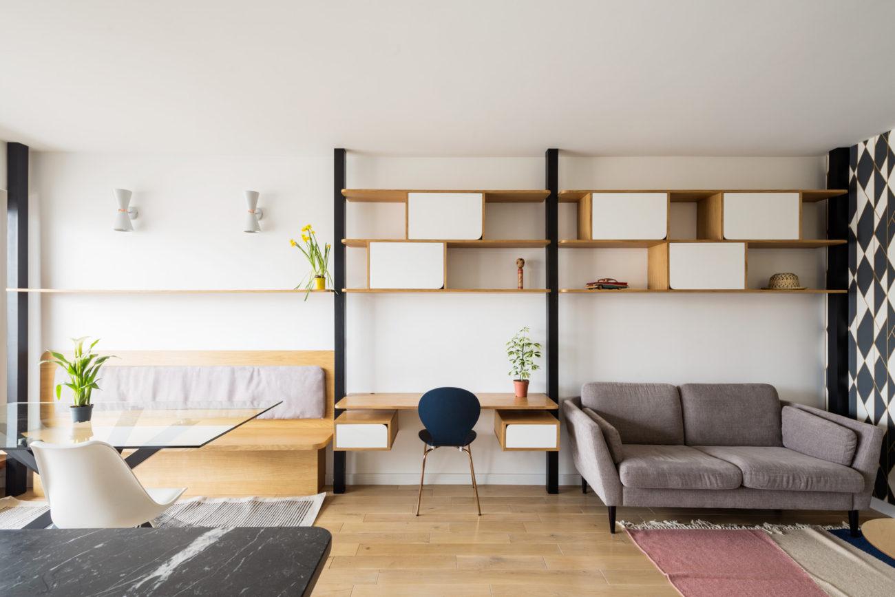 ban-architecture-renovation-appartement-paris-interieur-vintage-contemporain-1970-marbre-bois-noir-nation-1