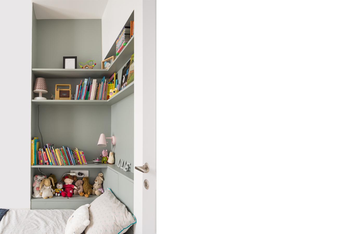 ban architecture renovation appartement paris interieur duplex beton denfert rochereau 130bis