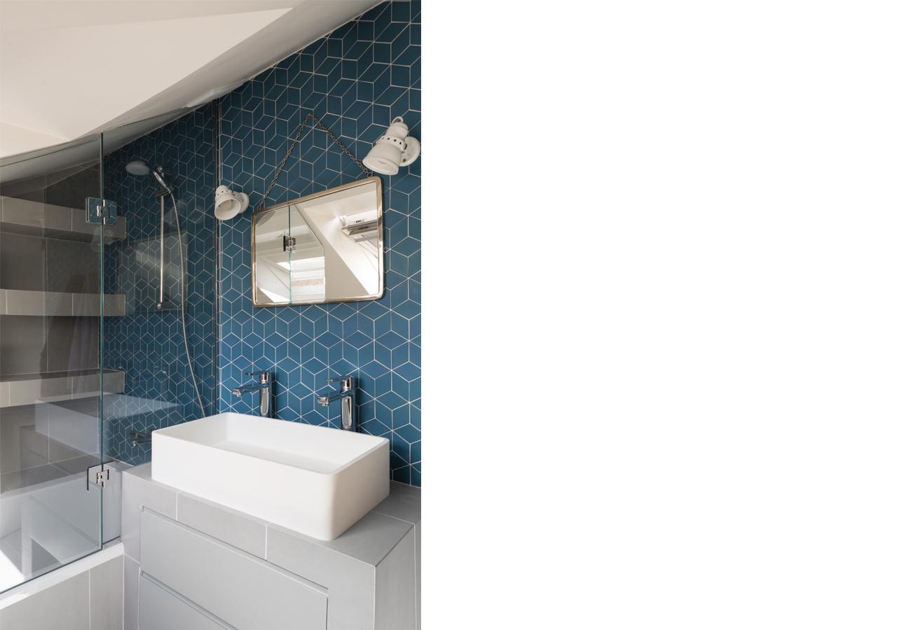 ban architecture renovation appartement paris interieur duplex beton-denfert-rochereau 160