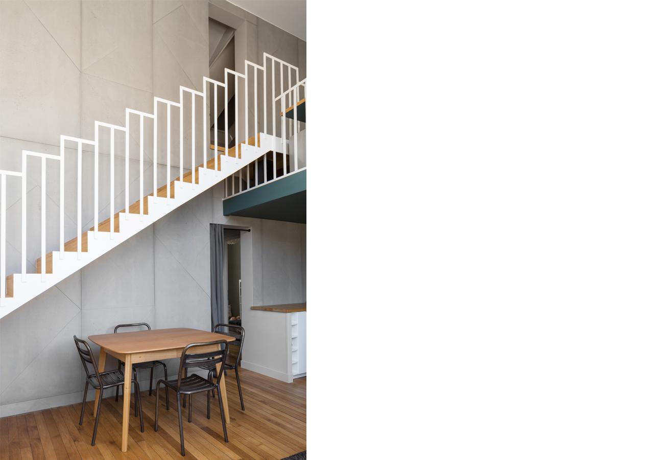 ban architecture renovation appartement paris interieur duplex beton-denfert-rochereau 30